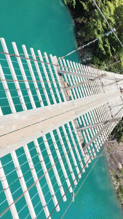 夢の吊橋の写真・動画_video_1788