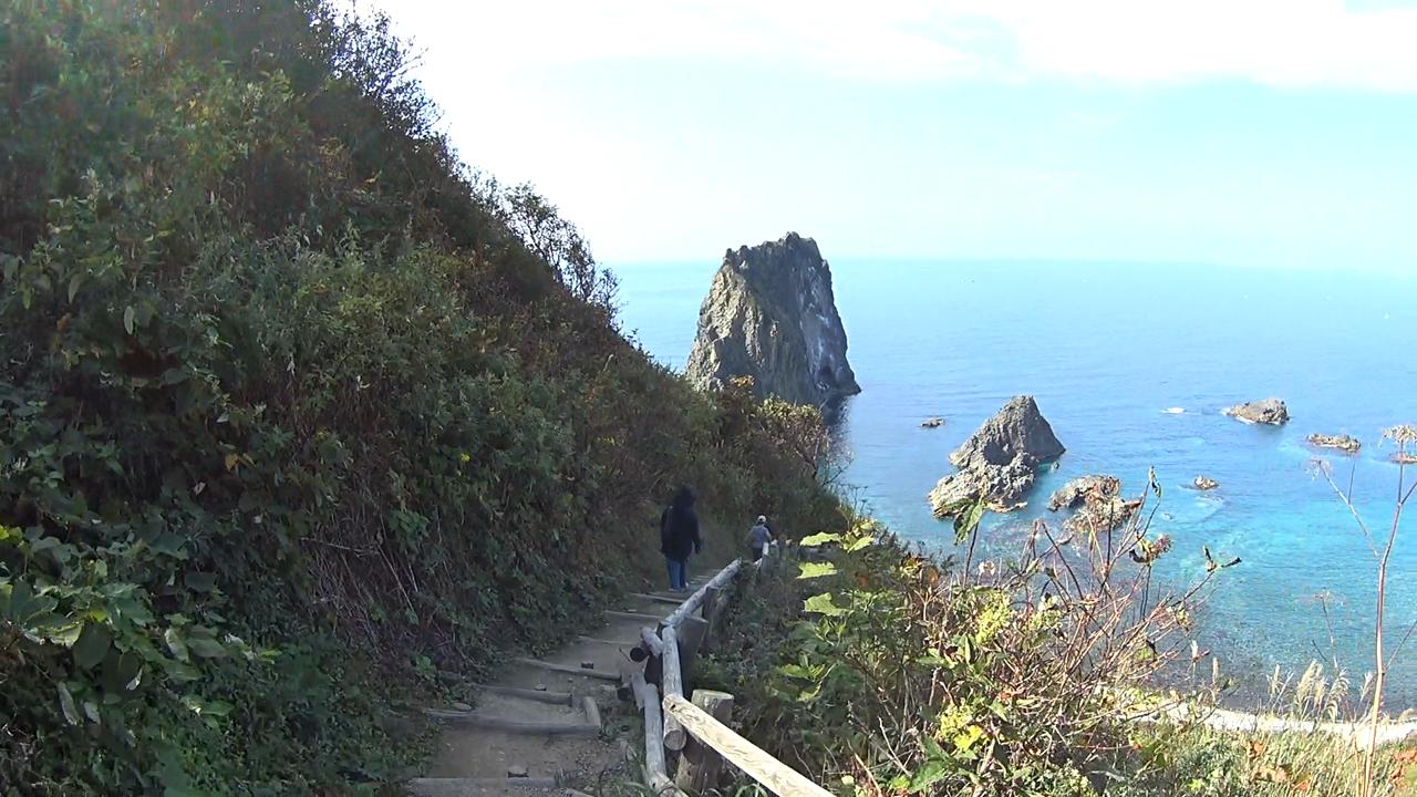 島武意海岸の写真・動画_video_2137