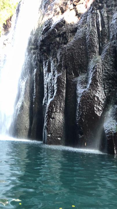 真野位の滝