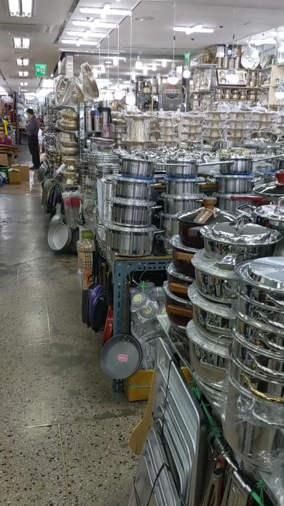 Namdaemun Marketの写真・動画_video_2779