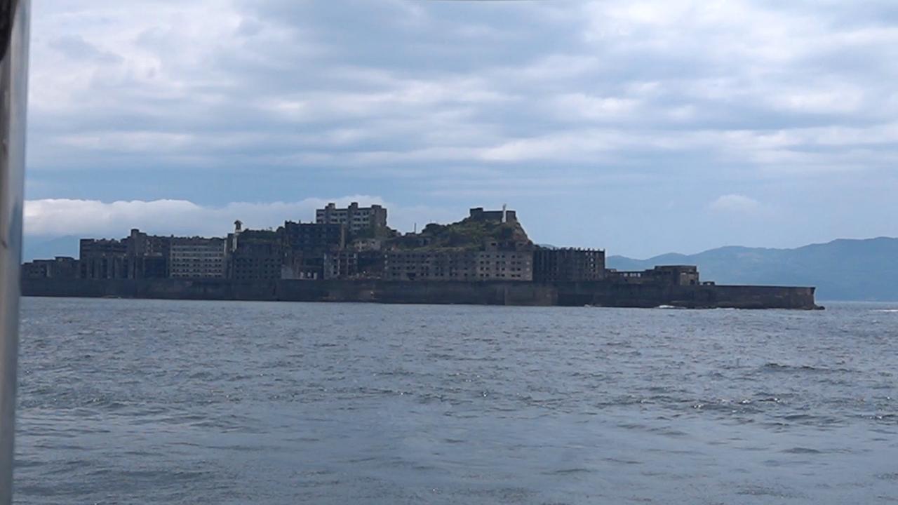端島 (軍艦島)の写真・動画_video_2907