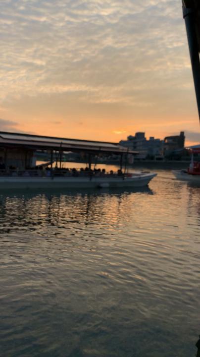 長良川鵜飼観覧船の写真・動画_video_3135