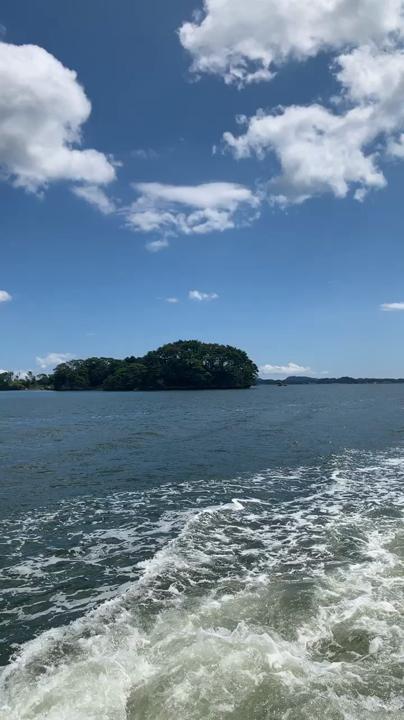 松島島巡り遊覧船の写真・動画_video_3348