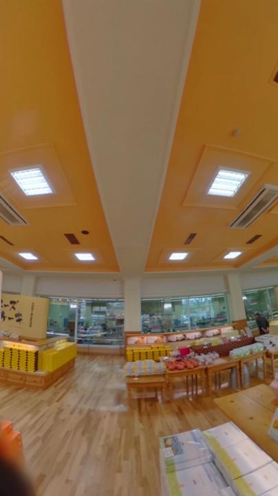 お菓子の城ハートランド 360°写真