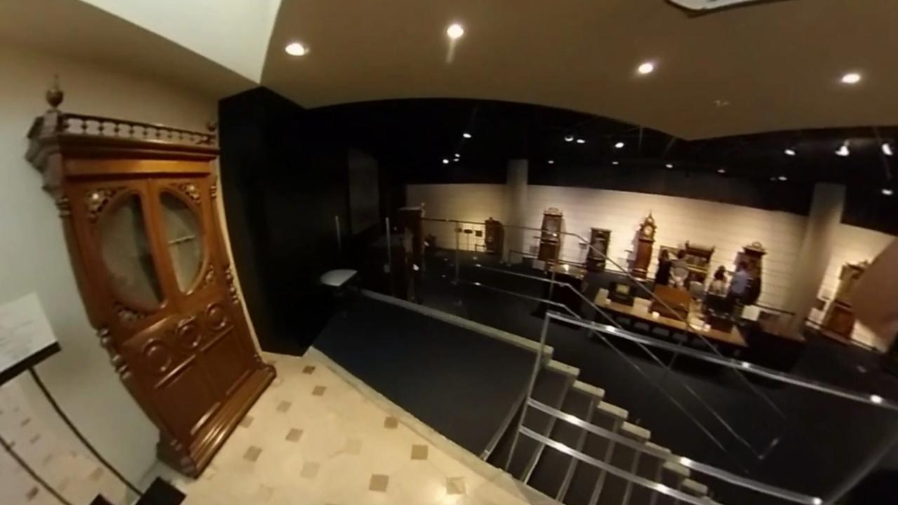 那須オルゴール美術館 展示ルーム 動画(音あり)
