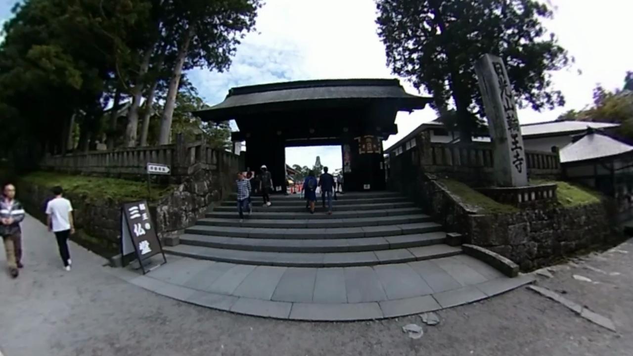 日光東照宮の写真・動画_video_3492