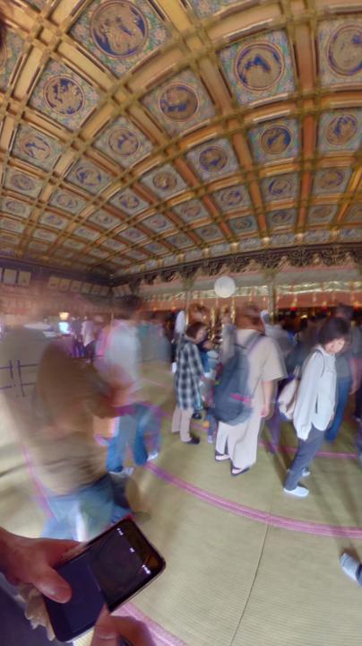 日光東照宮の写真・動画_video_3495