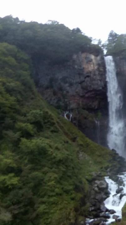華厳の滝 360°写真