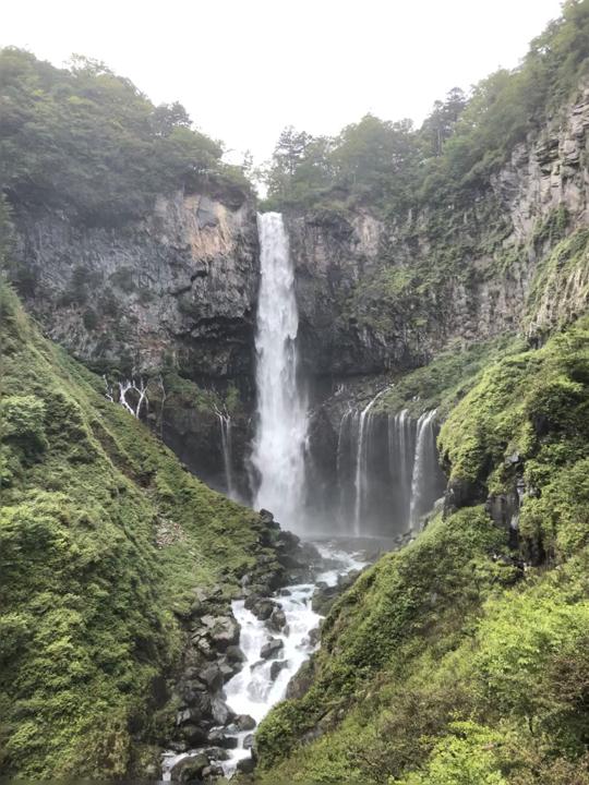 華厳の滝 ②
