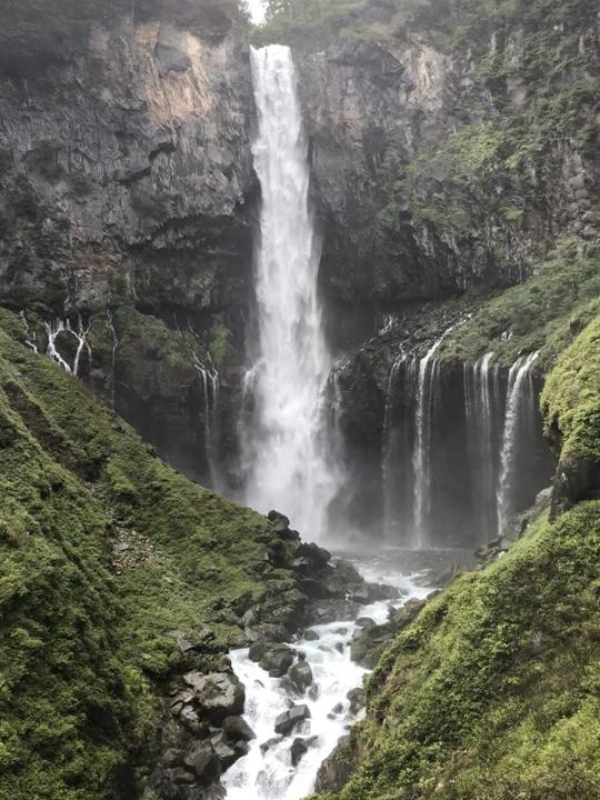 華厳の滝③