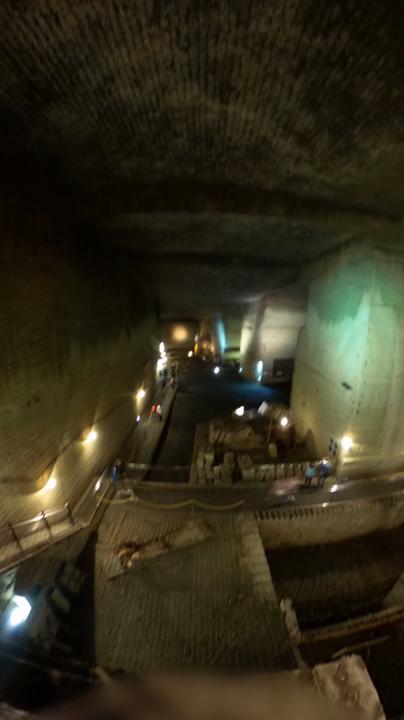 大谷資料館 館内地下洞窟 360°写真