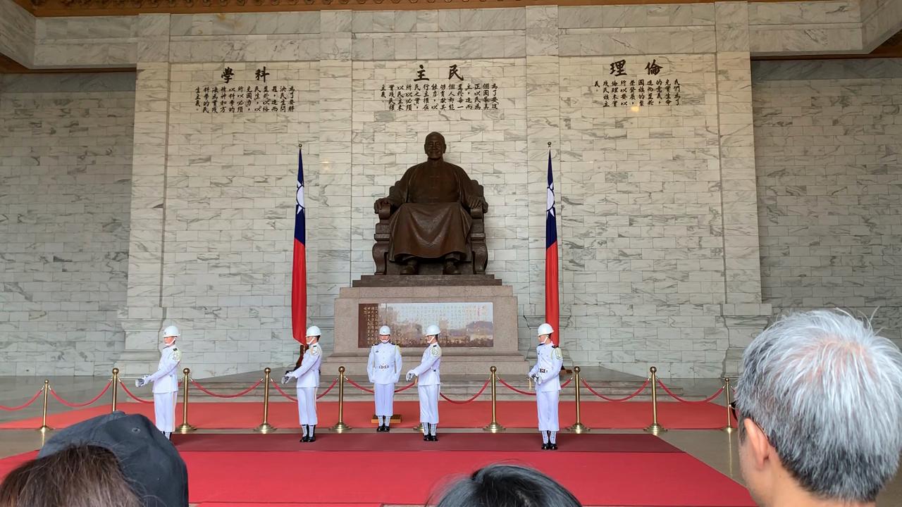 中正紀念堂の写真・動画_video_3570