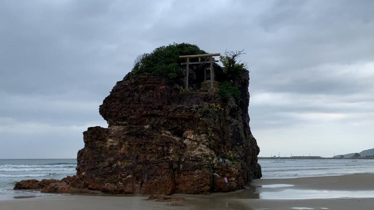 稲佐の浜の写真・動画_video_3575