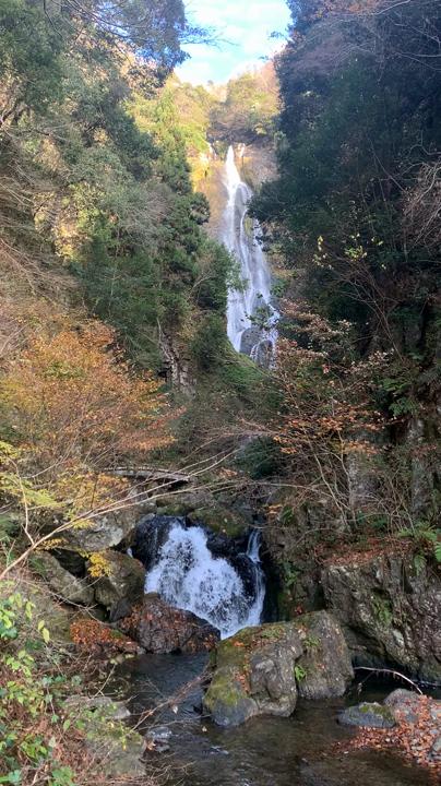 神庭の滝の写真・動画_video_4793