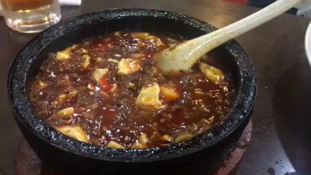 麻婆豆腐🔥
