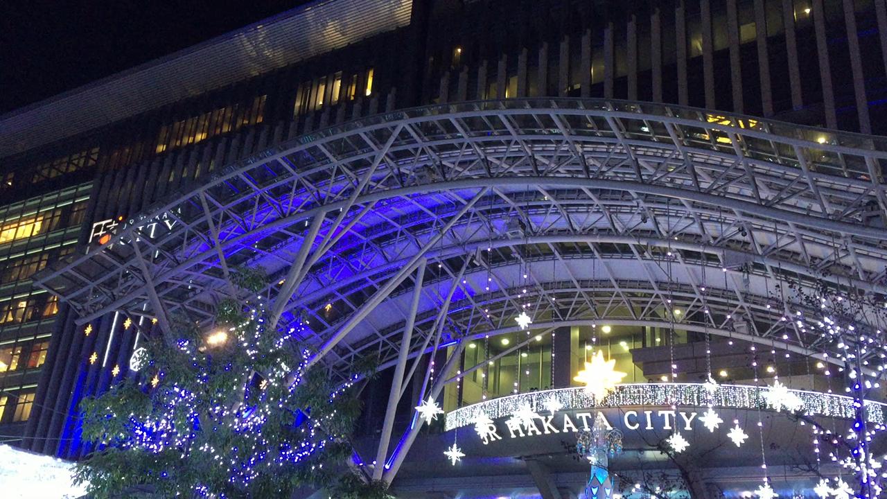 博多駅前広場