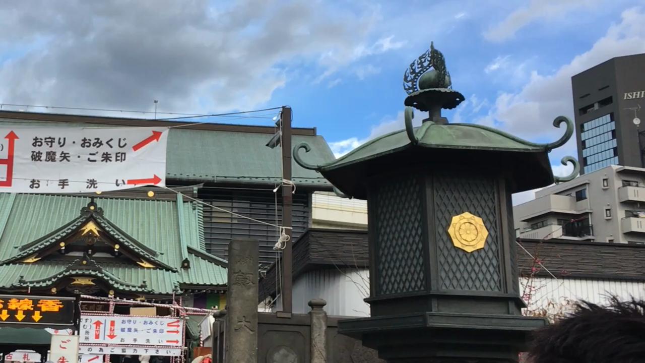 富岡八幡宮の写真・動画_video_623