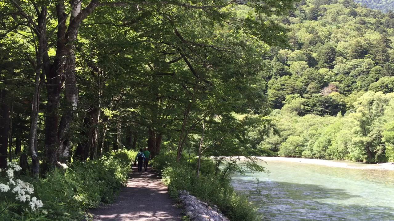河原遊歩道