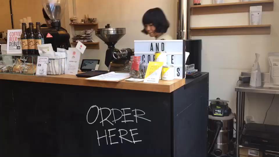 And Coffee Roastersの写真・動画_video_769