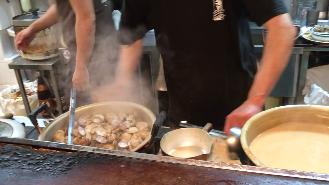オススメのあさりの味噌汁