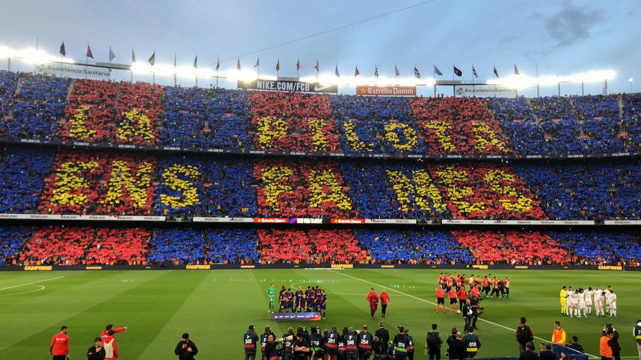 〈基本〉Camp Nou