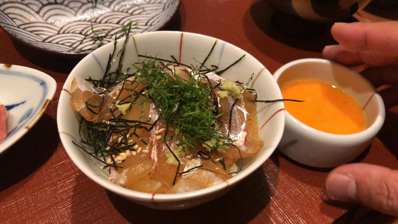 別邸朧月夜(食事)