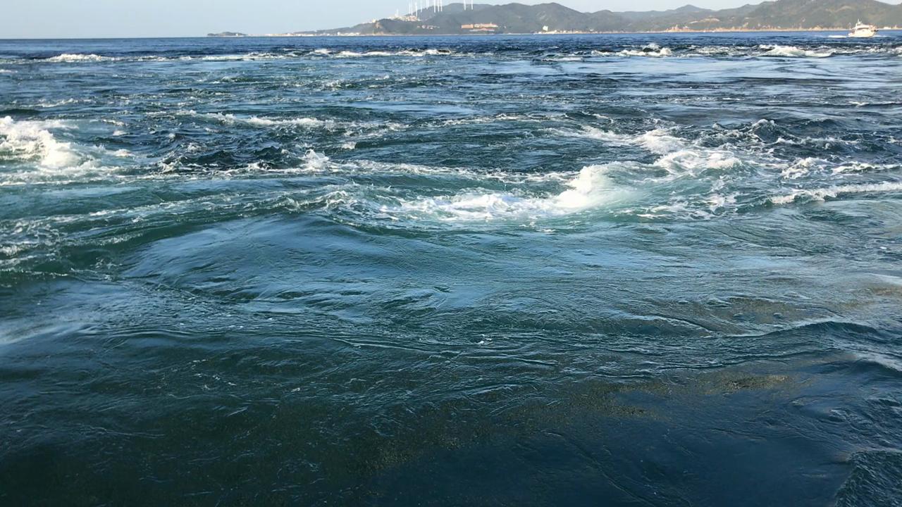 鳴門渦潮の写真・動画_video_1614