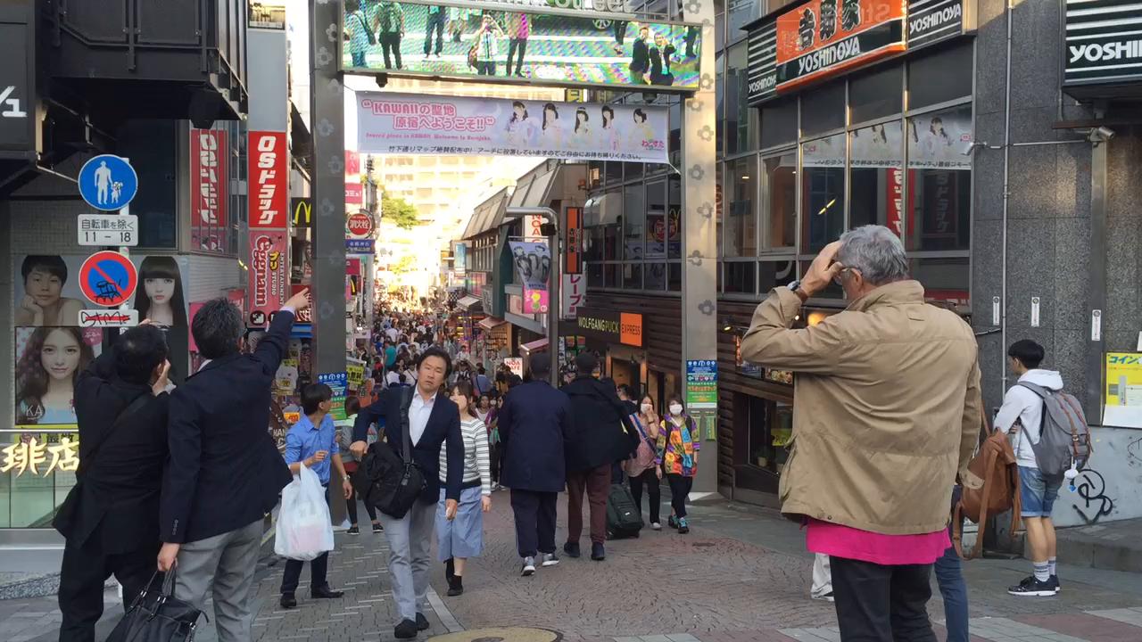 竹下通りの写真・動画_video_32