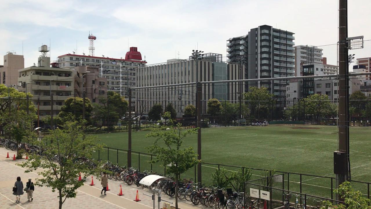 錦糸公園野球場