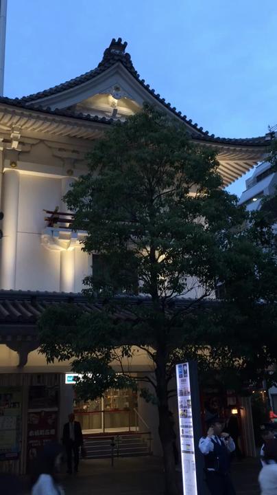 歌舞伎座の写真・動画_video_58