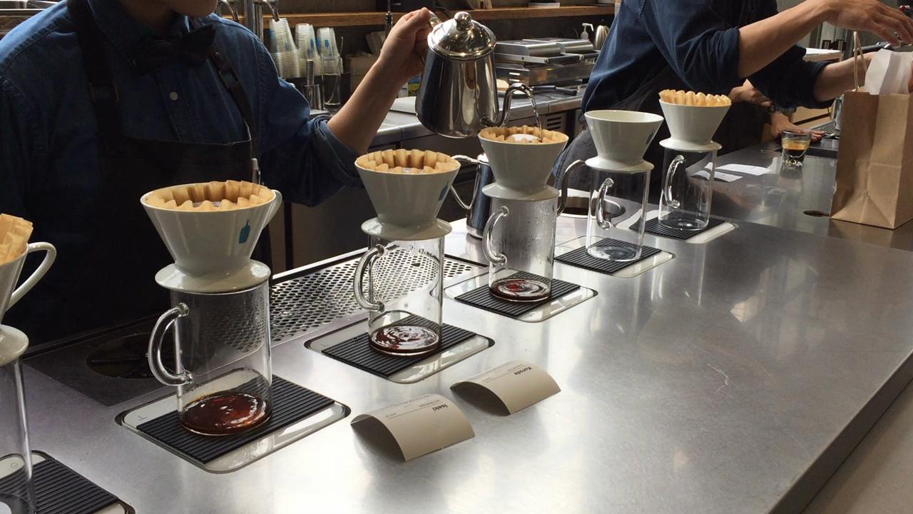 ブルーボトルコーヒー(Blue Bottle Coffee)清澄白河店の写真・動画_video_642