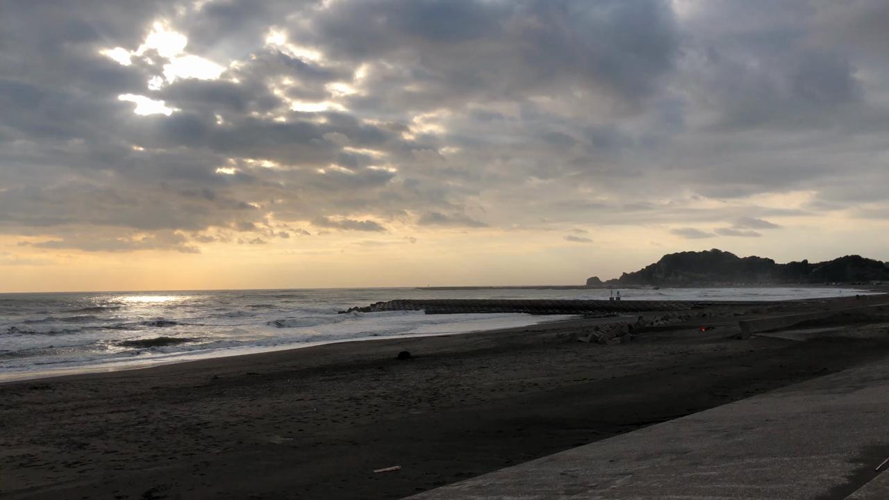 釣ヶ崎海岸(志田下)